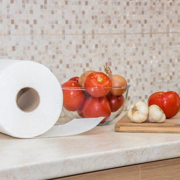 Χαρτί κουζίνας Mamasoft Strong